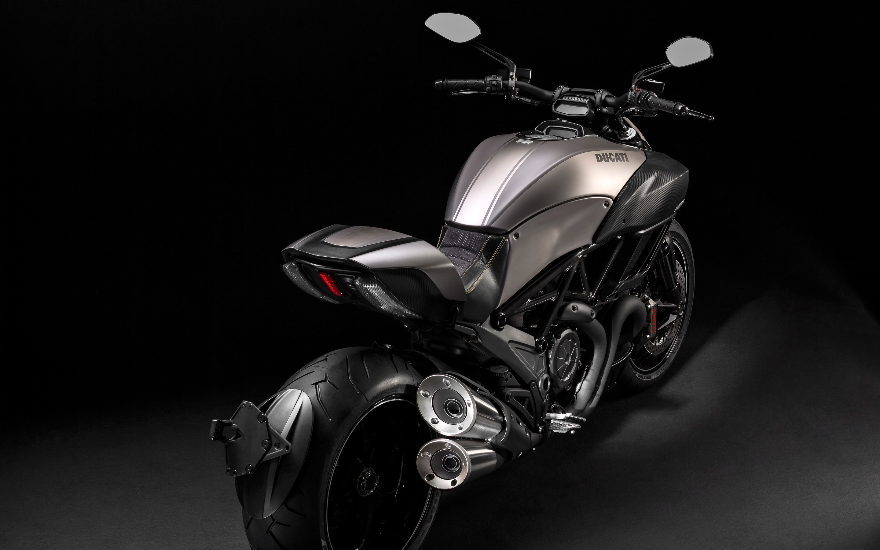 Marvelous 2015 Ducati Diavel Titanium