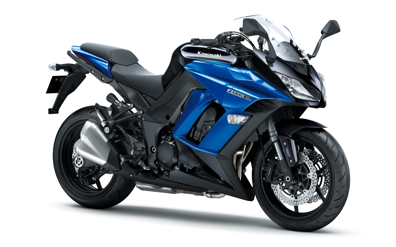 Perfect 2017 Kawasaki Ninja 1000 5K