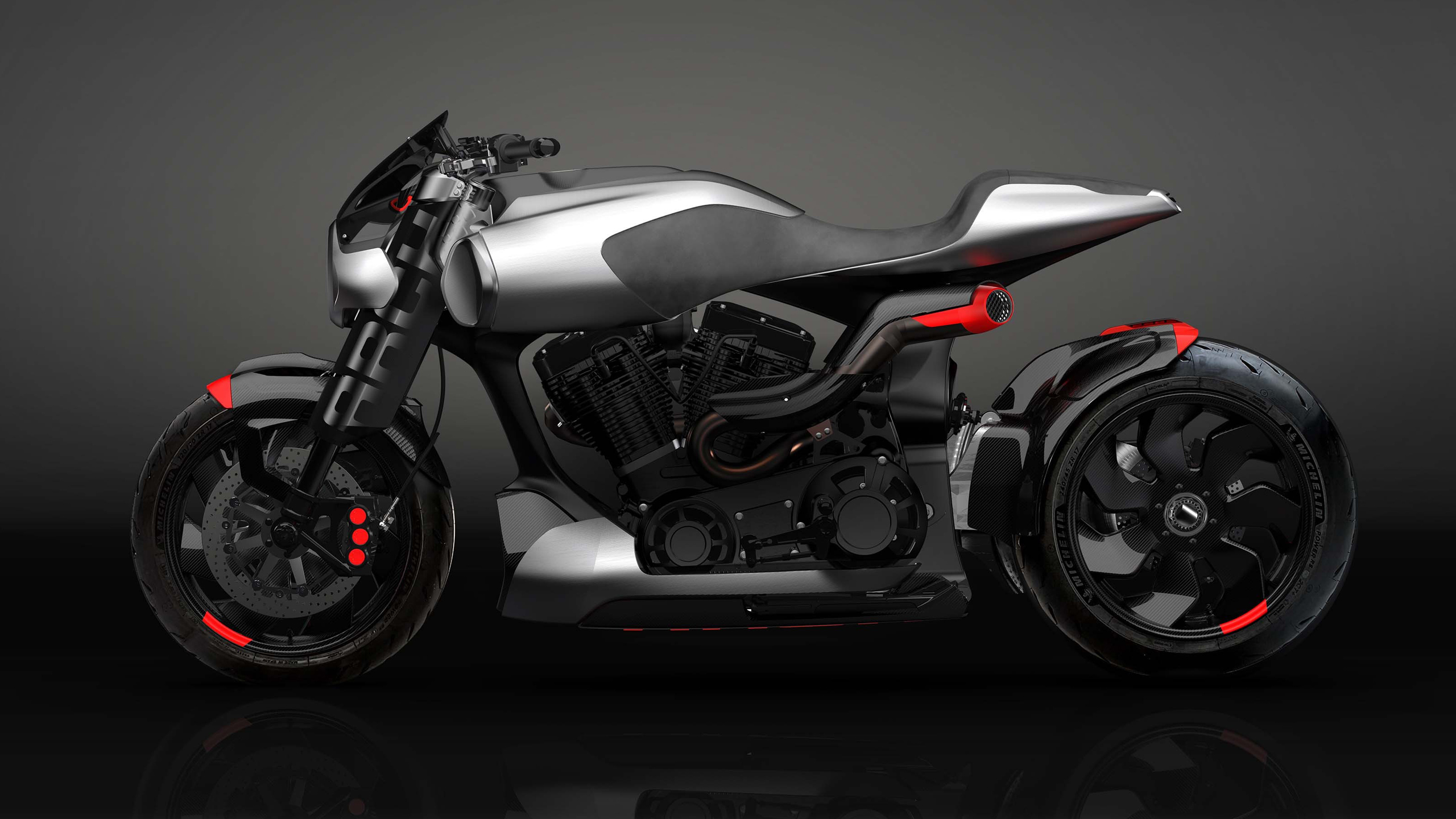 wallpaper arch motorcycle method143 concept 701, arch, concept