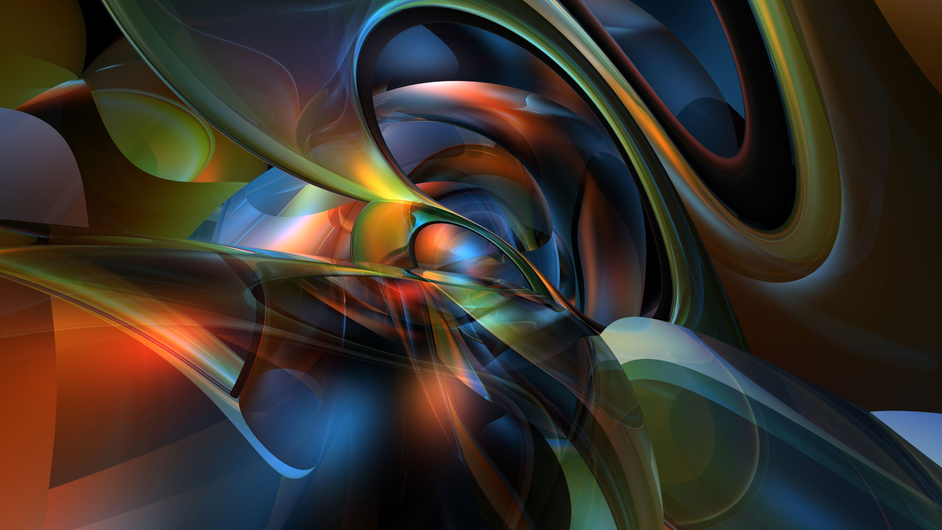 Wallpaper Abstract Designs