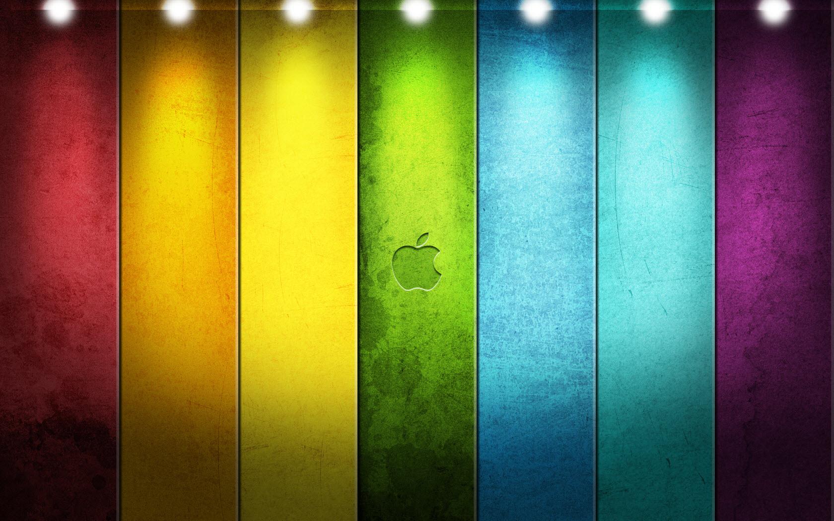 wallpaper apple focus colors apple, asus, colors, focus