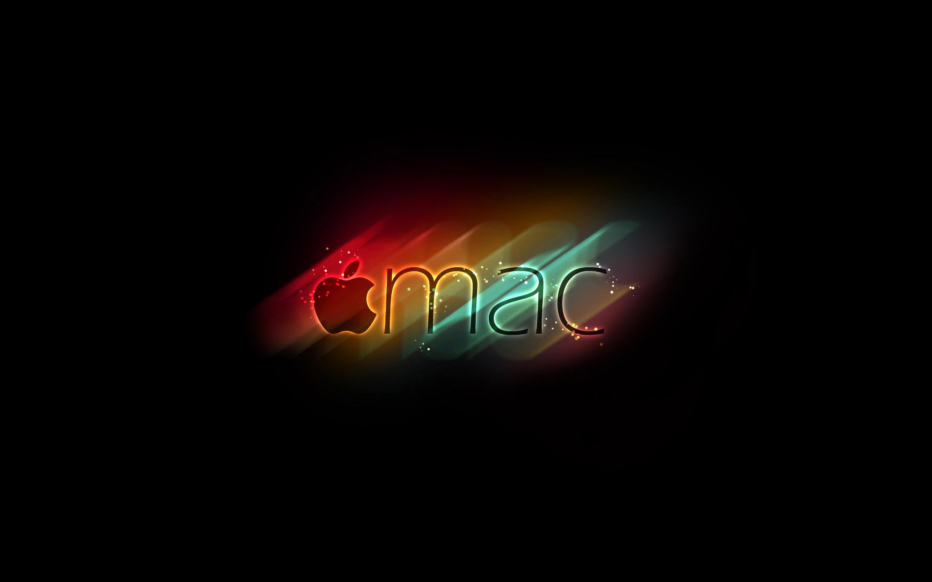 Wallpaper Apple MAC Colors IPhone