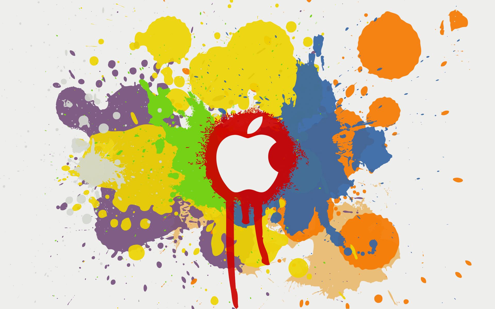 Wallpaper Colors Apple