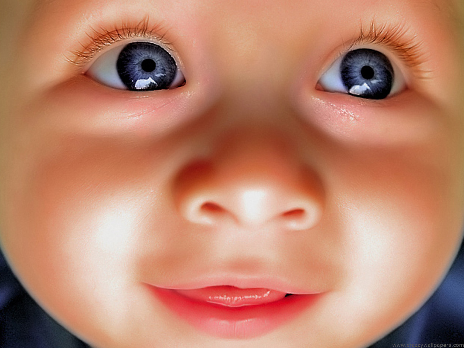 wallpaper cute little babies babies, cute, eyes, little