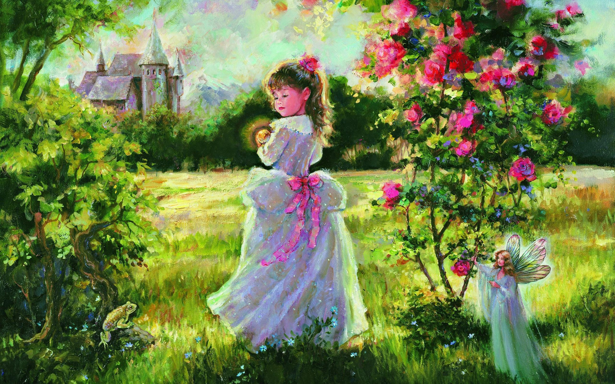 wallpaper fairy cute girl bond, cute, fairy, girl