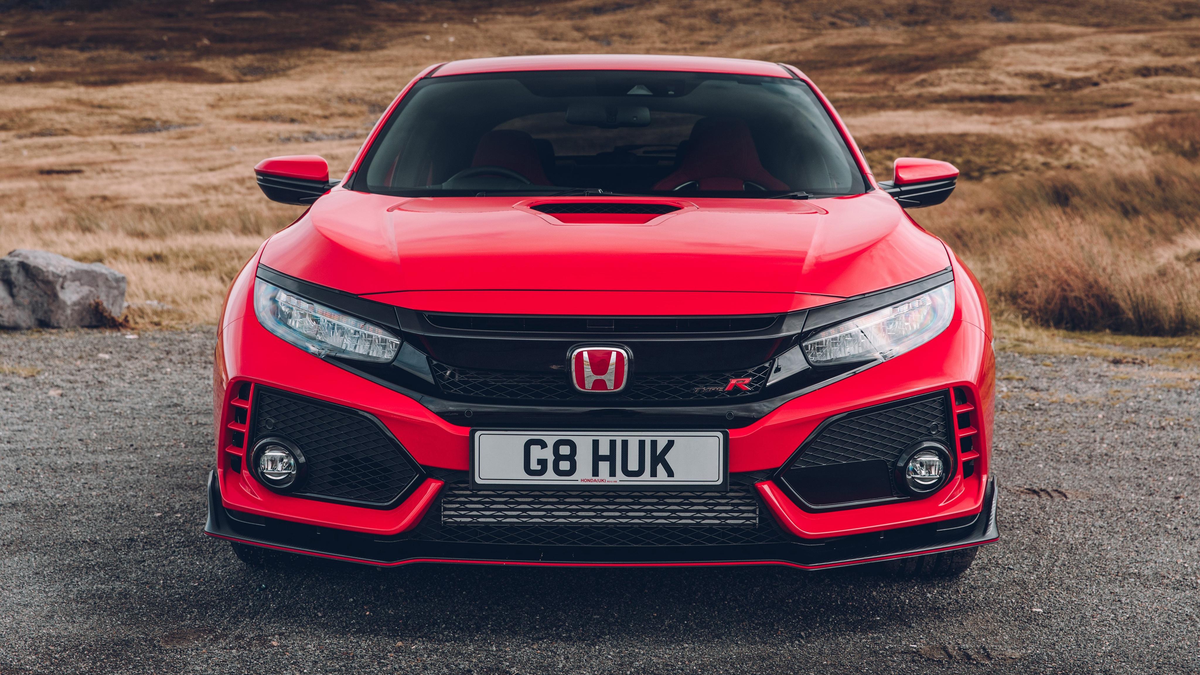 Honda Civic Type R 4K