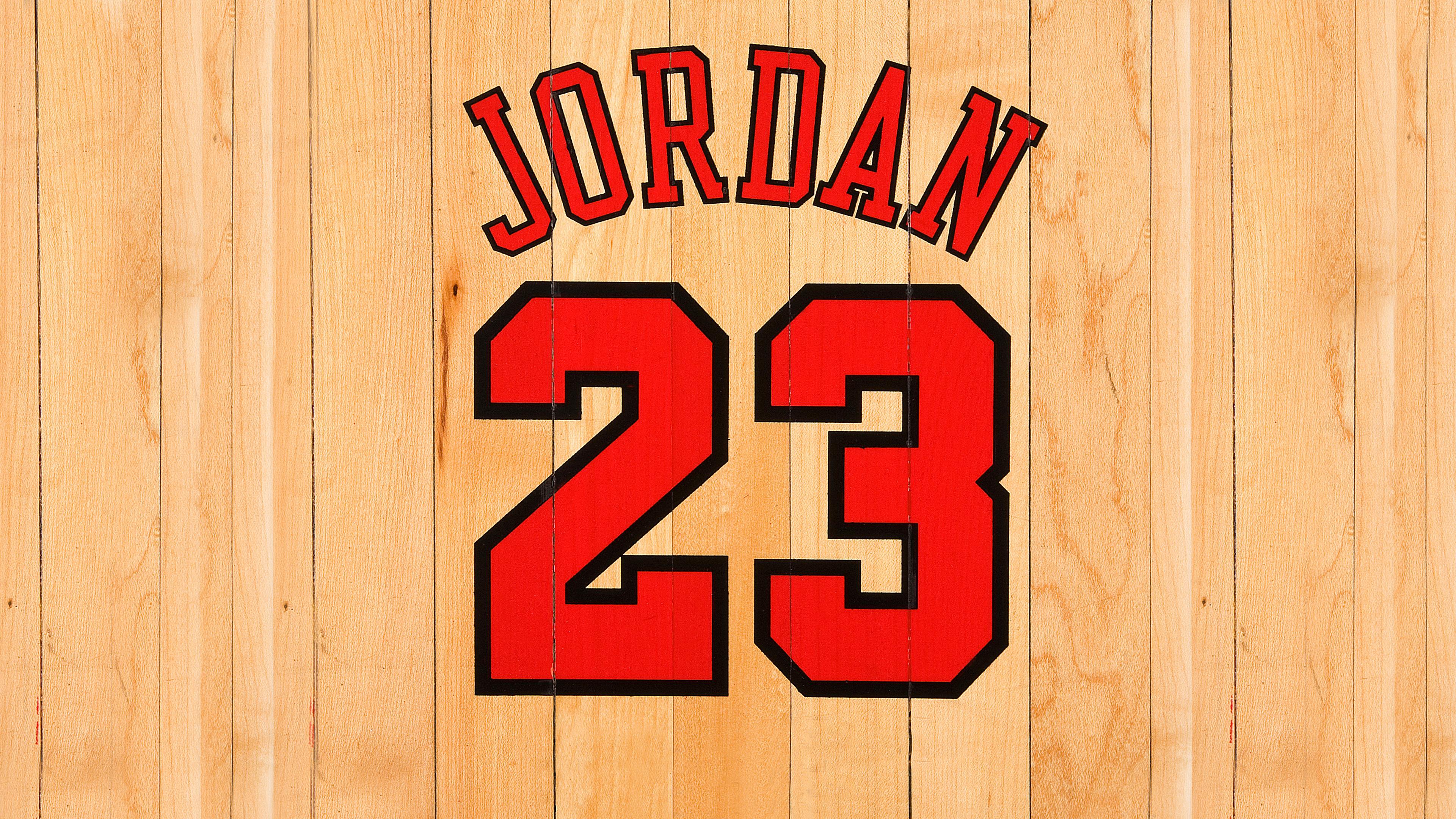 Michael Jordan Chicago Bulls 23