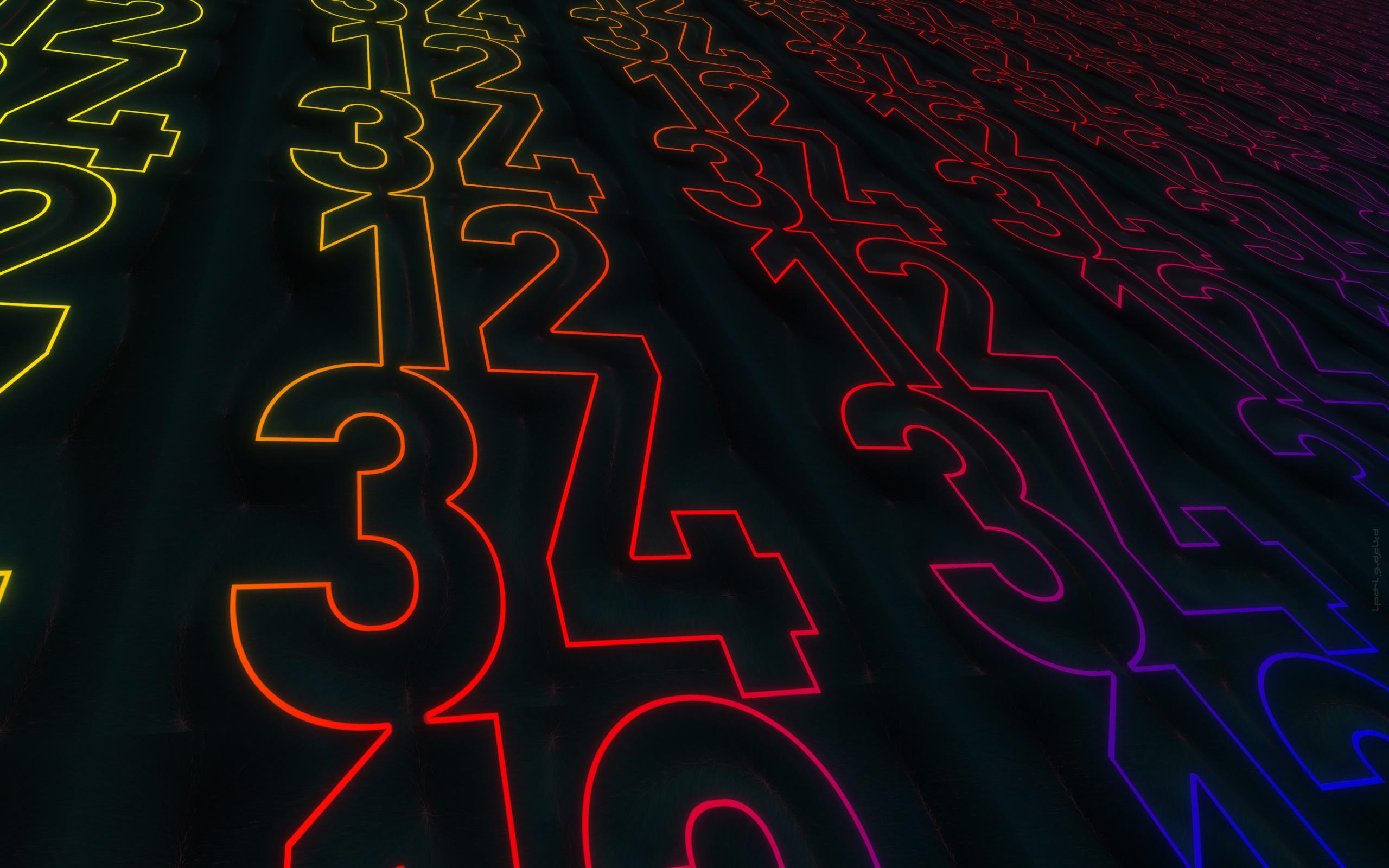 wallpaper number slight guitor, number, slight