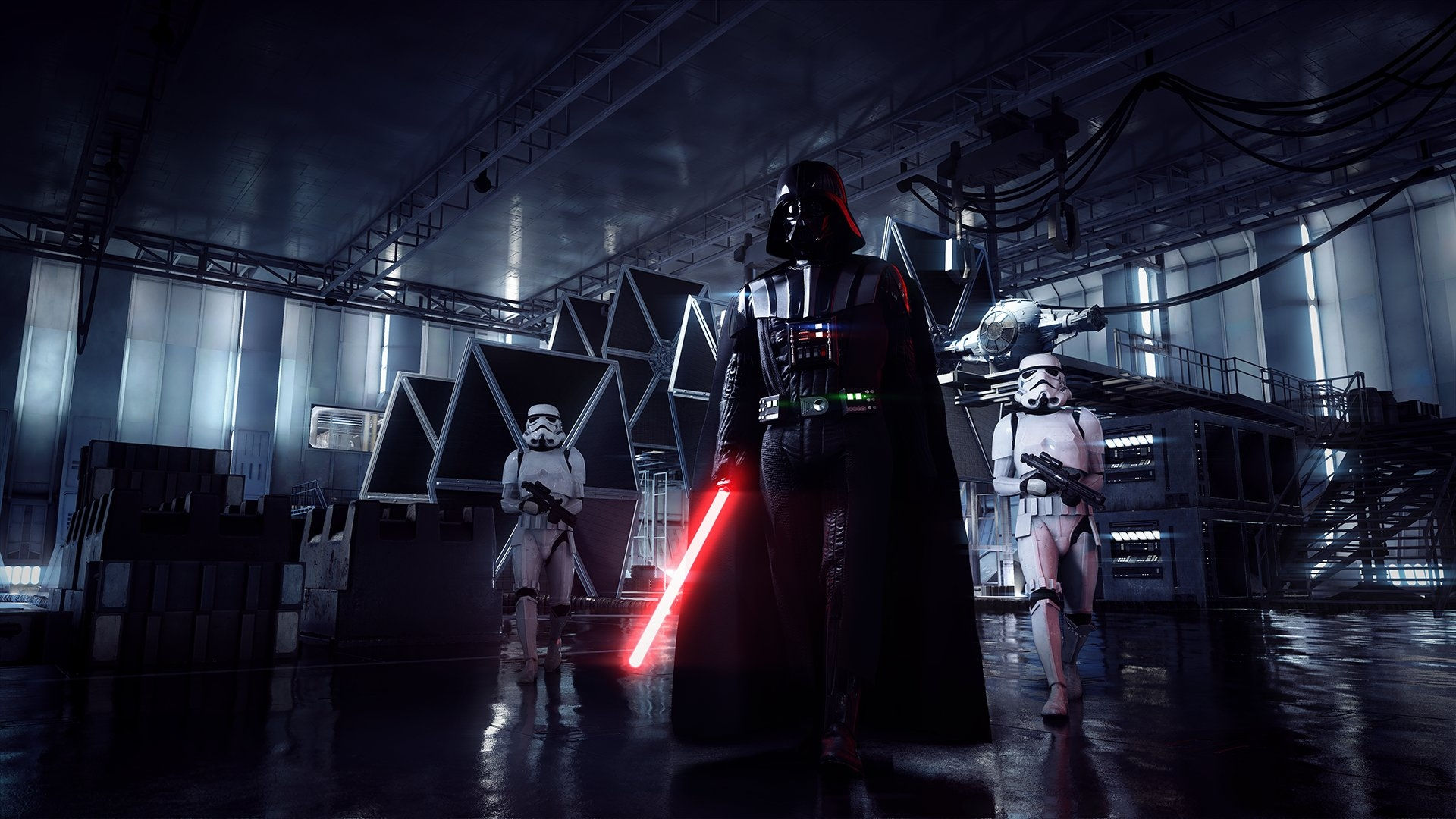 Star Wars Battlefront II Darth Vader