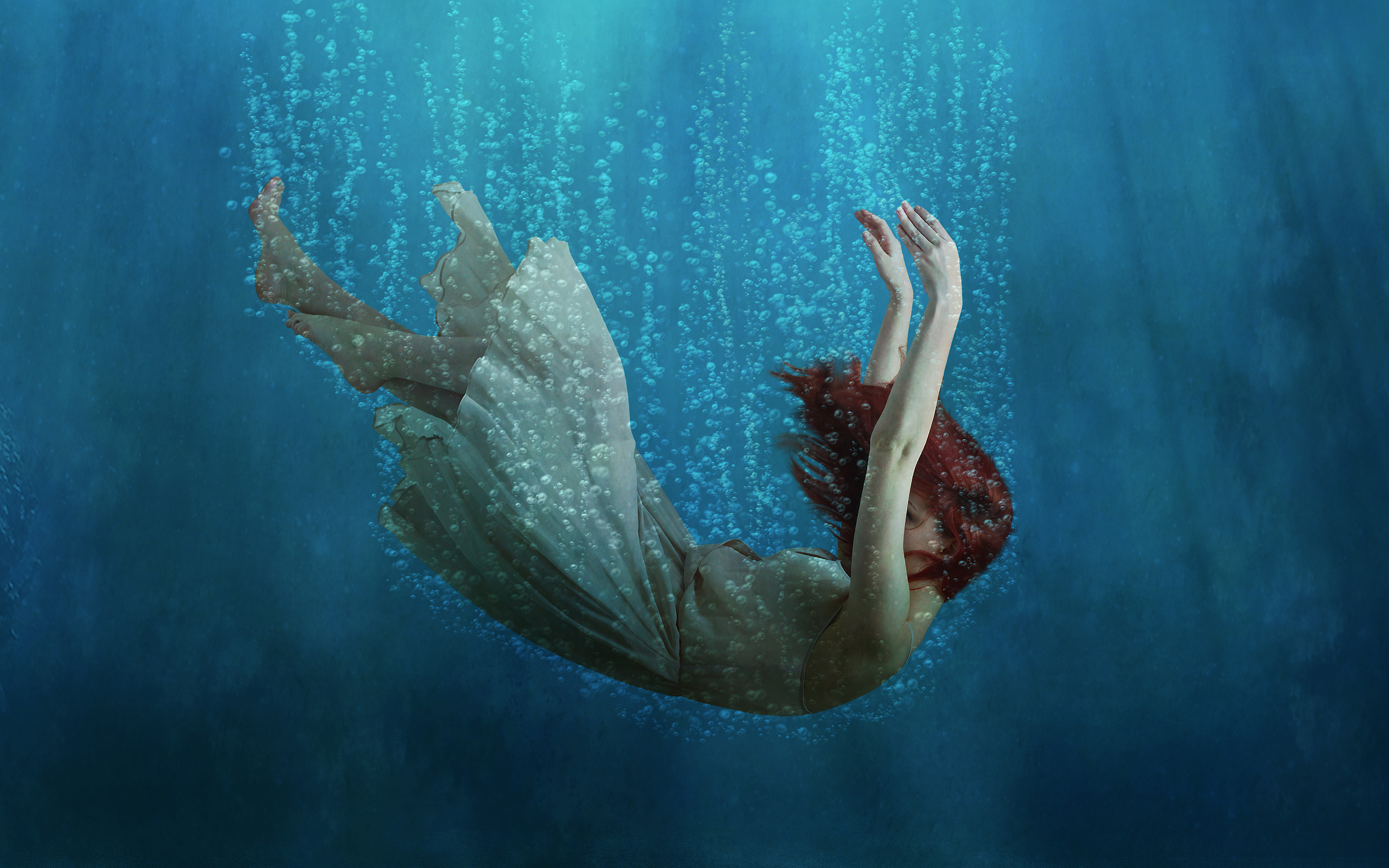 Underwater Girl Dream