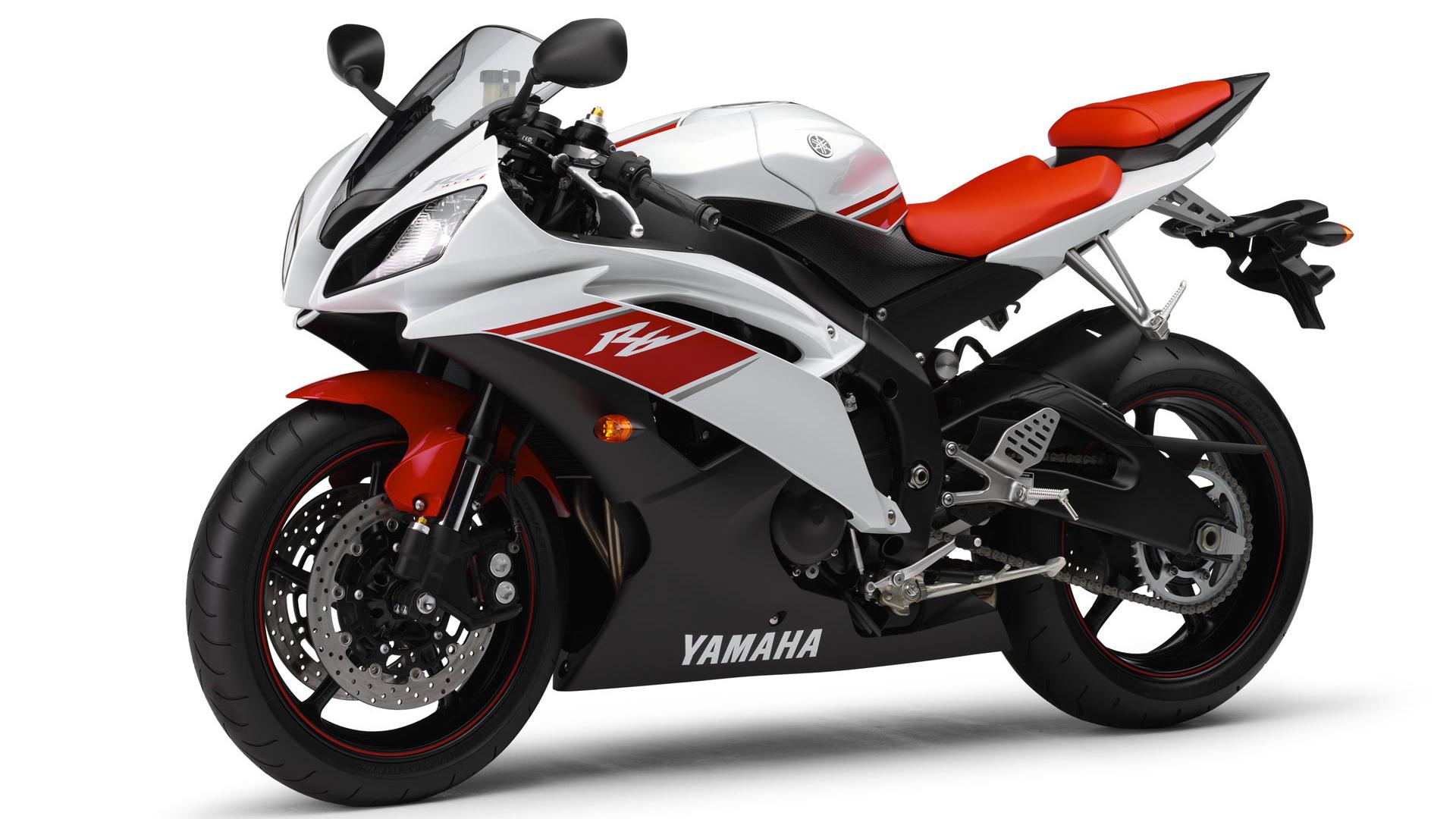 Yamaha R6 2009 Model