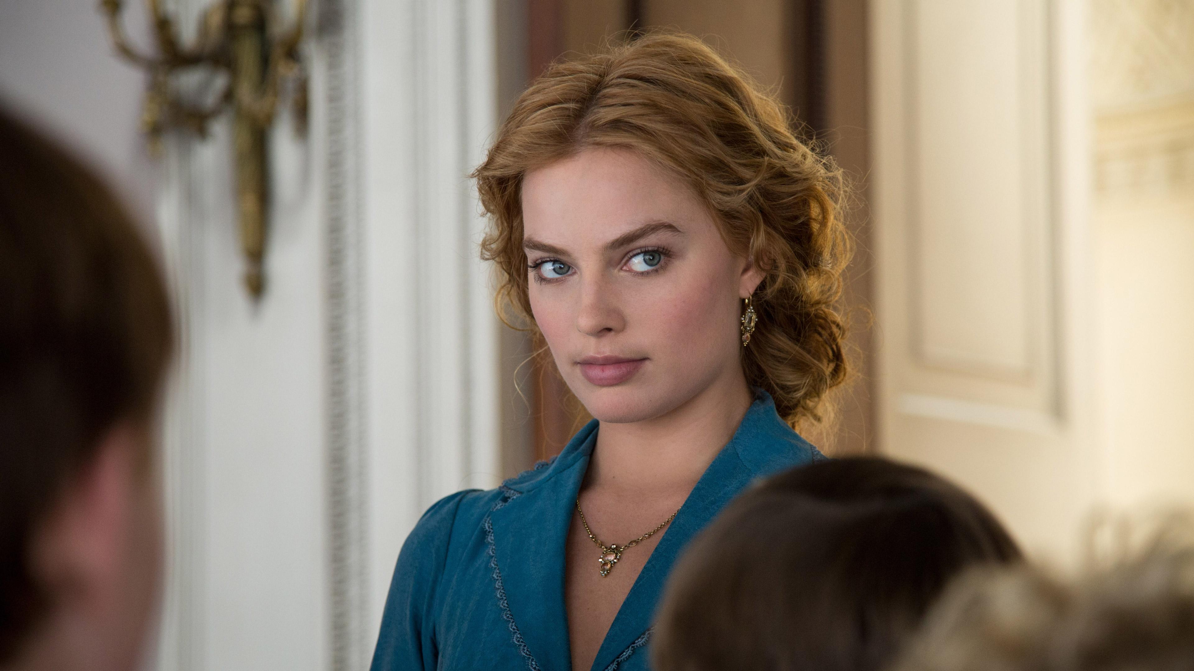 Margot Robbie As Jane Porter - Margot Robbie As Jane Porter -