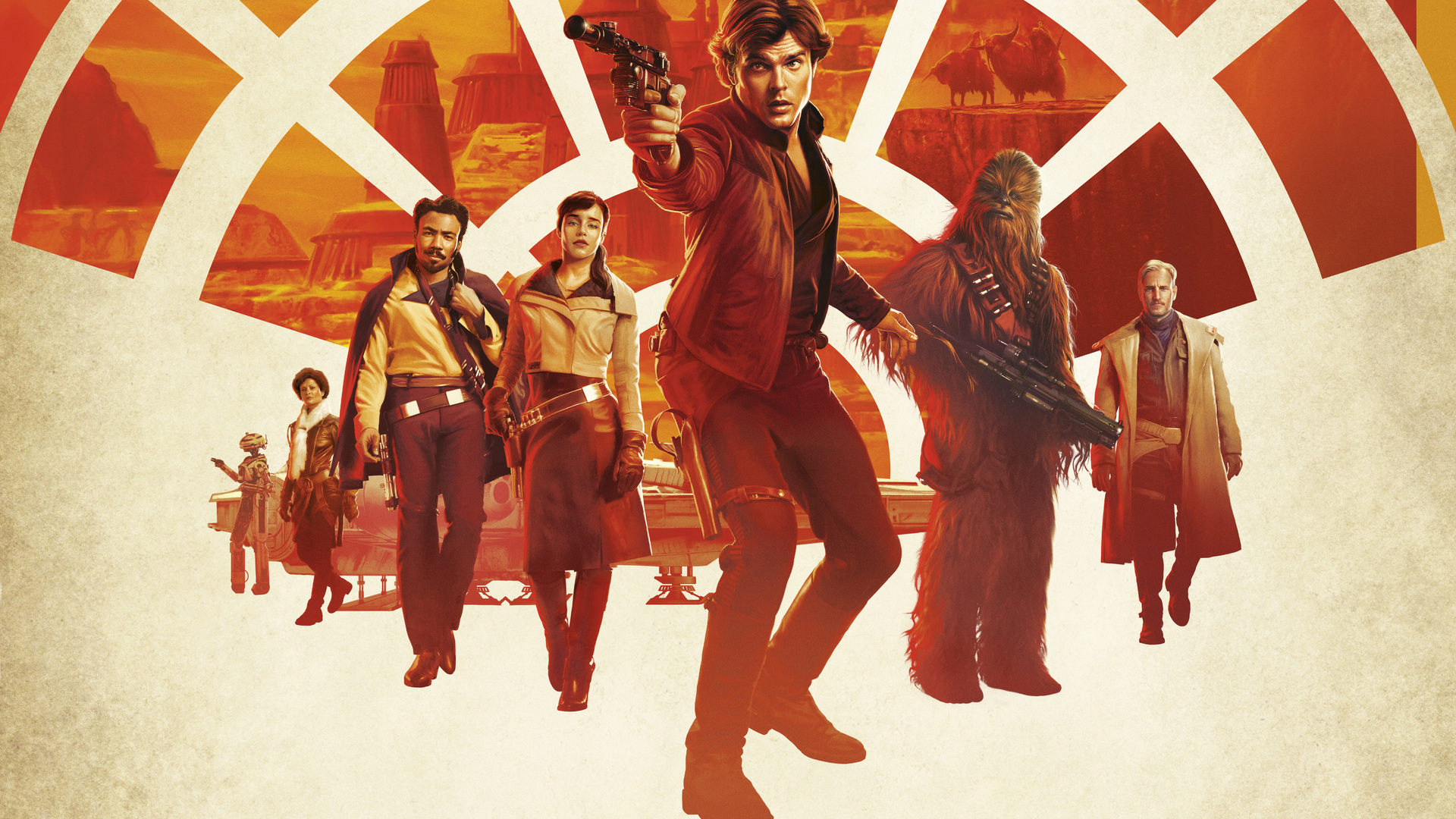 Solo A Star Wars Story Movie 8k - Solo A Star Wars Story Movie 8k - Wallpapers, 4k