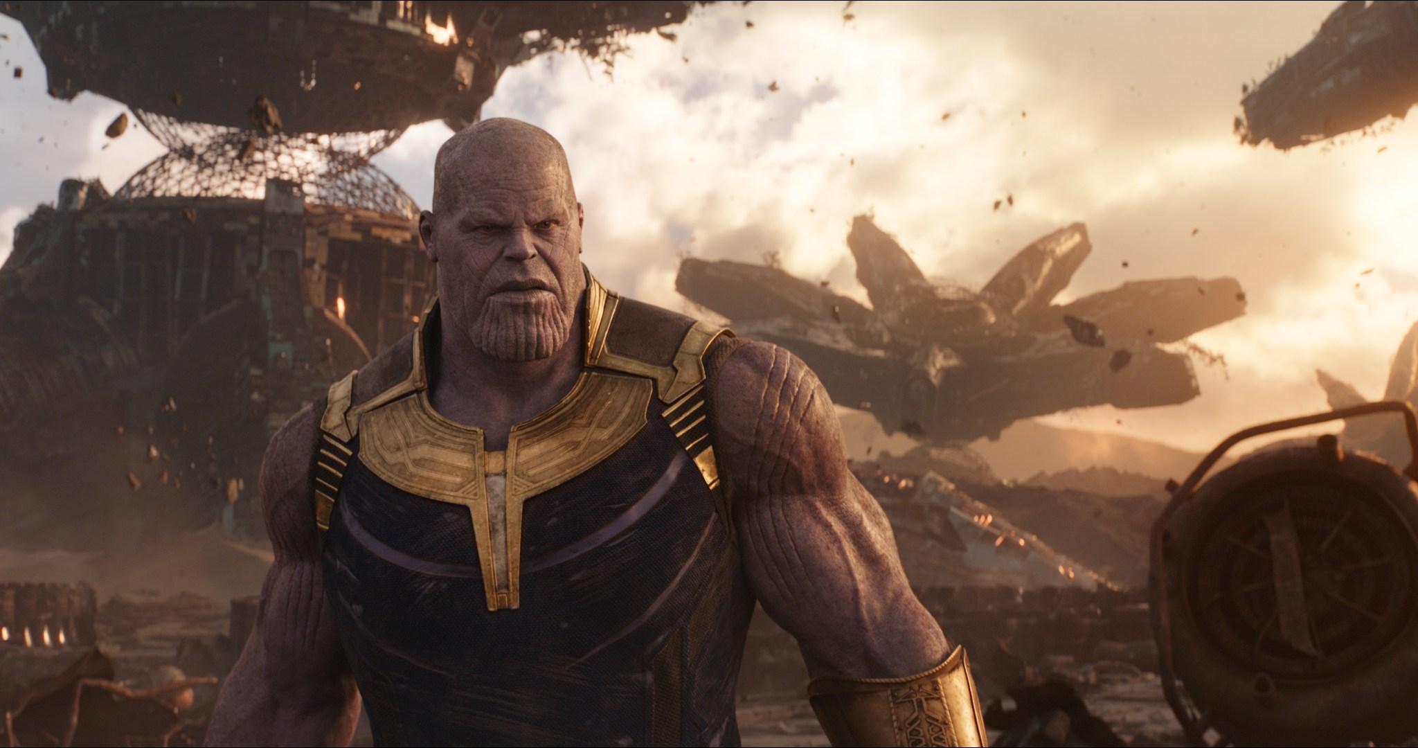 Thanos In Avengers Infinity War - Avengers Infinity War Thanos - Wallpapers, thanos wallpaper, thanos images, thanos hd free wallpapers, Thanos HD, Thanos, famous thanos quotes wallpaper, avengers-wallpapers, Avengers Infinity War, avenger wallpapers, 4k