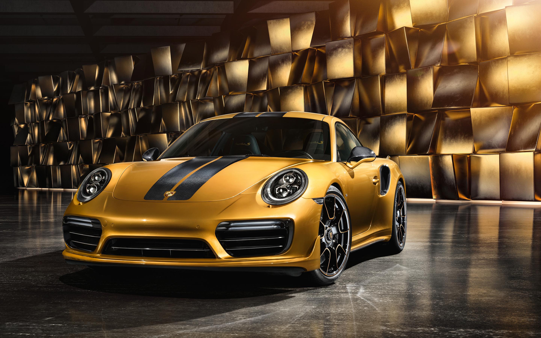 Wallpaper 4k 2017 Porsche 911 Turbo S Exclusive Series 2017 911 Bmw Exclusive Porsche Series Turbo