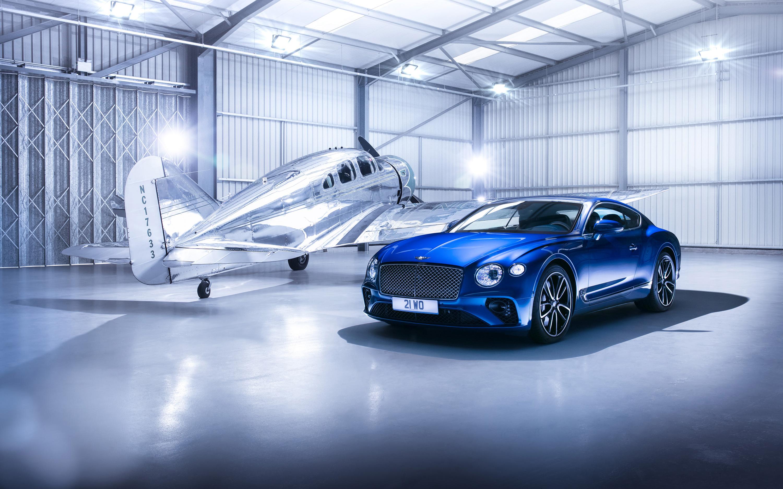 4k 2018 Bentley Continental GT HD