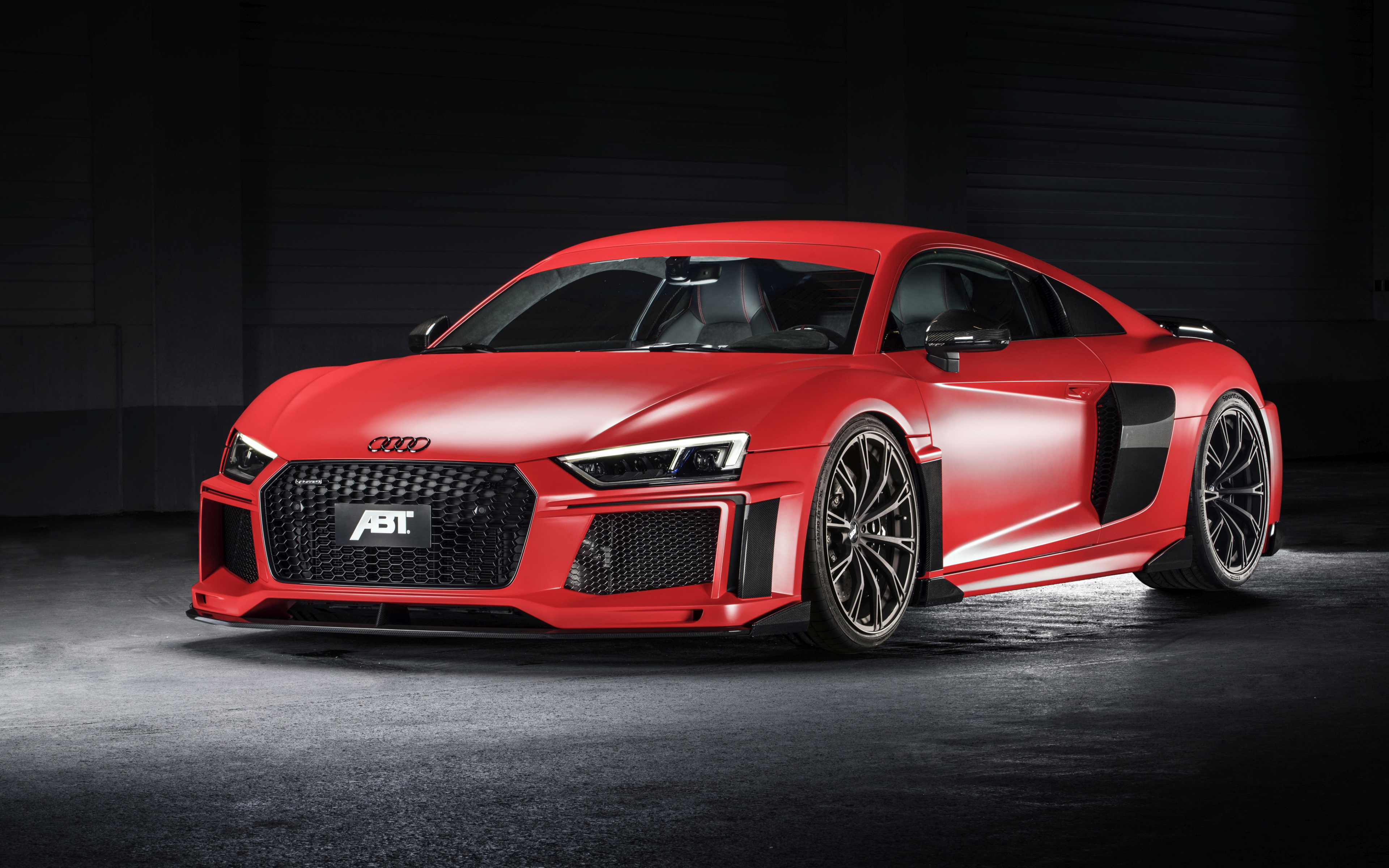 Wallpaper 4k Abt Audi R8 2017 4k 2017 300s Abt Audi