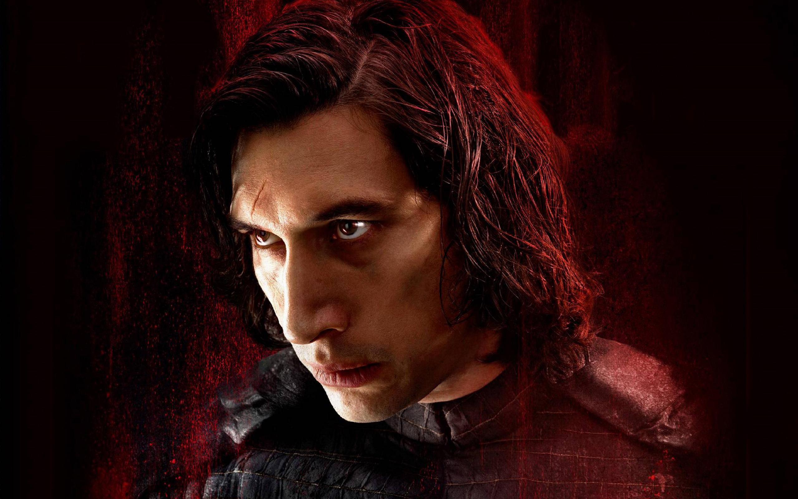 Wallpaper 4k Adam Driver As Kylo Ren In Star Wars The Last Jedi