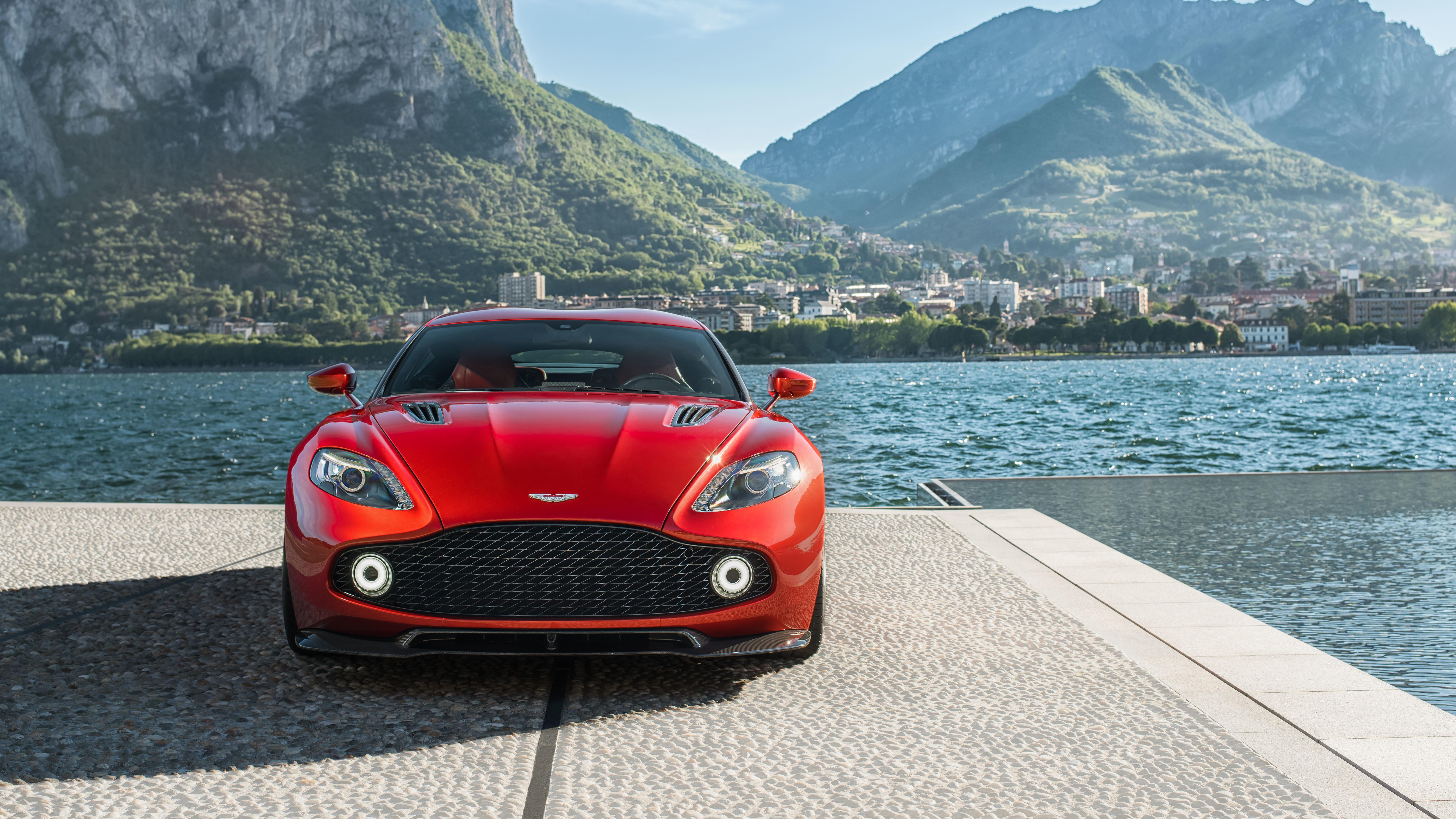 Wallpaper 4k Aston Martin Zagato 4k 8k Aston Martin Realm