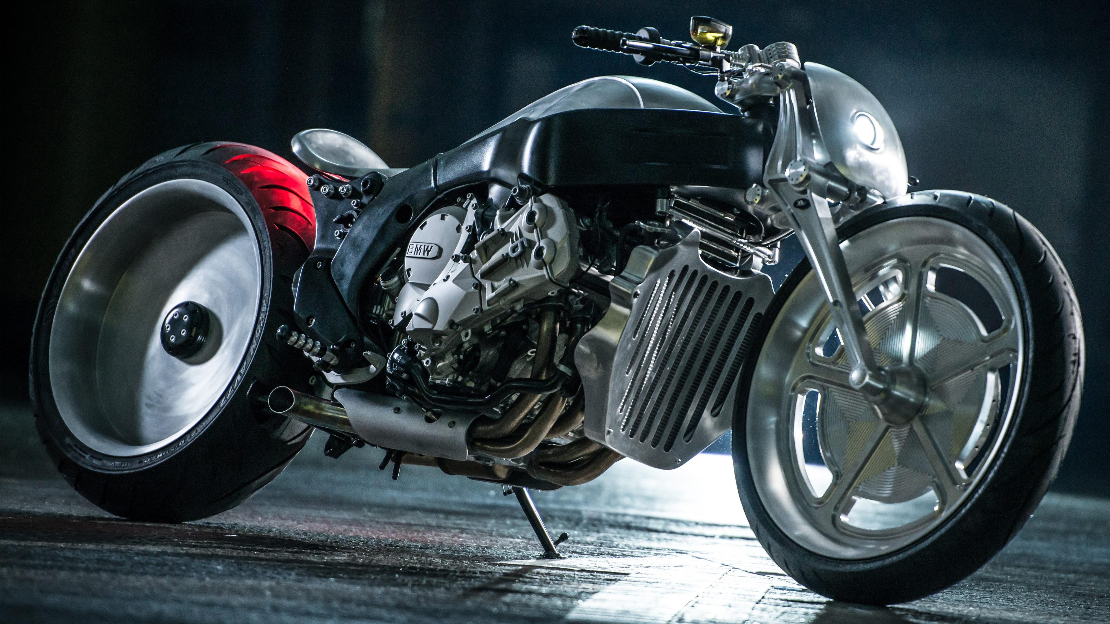 Wallpaper 4k Bmw Motorrad K1600gtl Bmw K1600gtl Motorrad Six