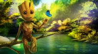 Baby Groot Artwork9496212308 200x110 - Baby Groot Artwork - Groot, fox, Baby, Artwork