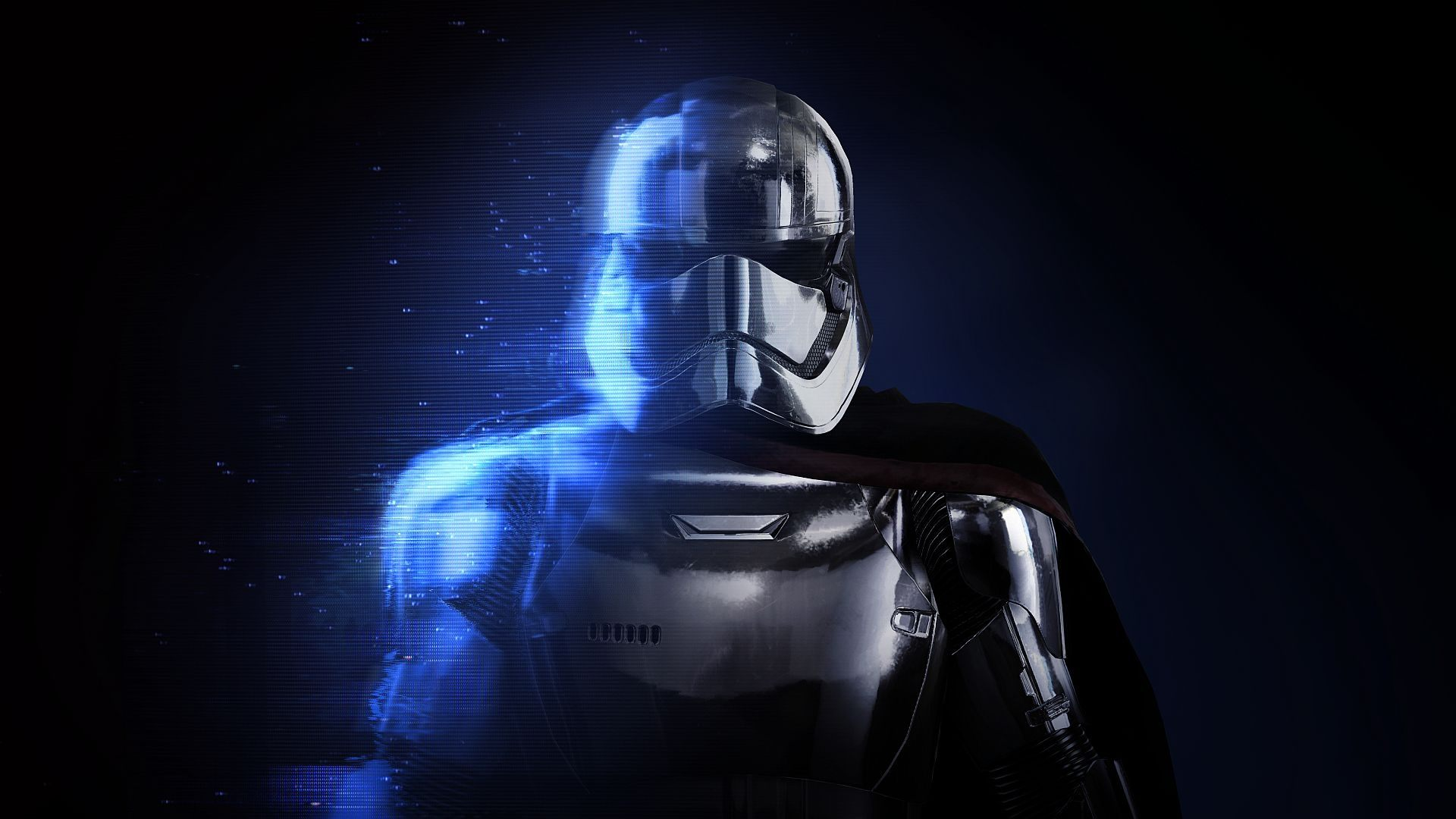 Wallpaper 4k Captain Phasma Star Wars Battlefront Ii