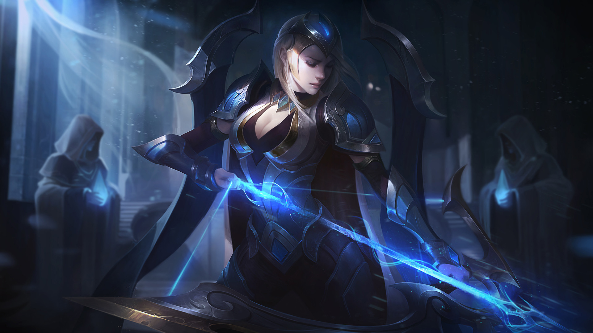 Championship Ashe League of Legends719405864 - Championship Ashe League of Legends - Mercy, Legends, League, Championship, Ashe