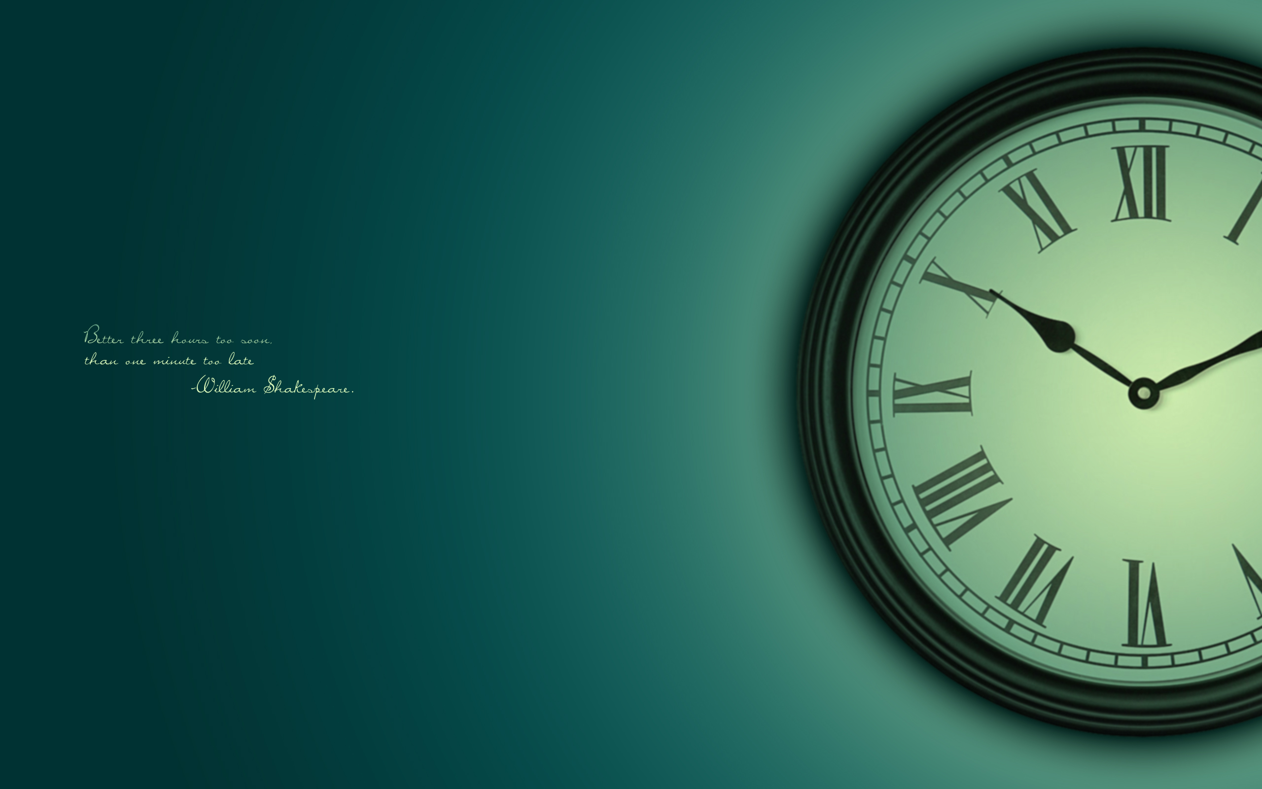 Clock9600615911 - Clock - Happy, Clock