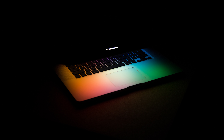 Wallpaper 4k Colors Of Apple Mac Apple Colors Windows