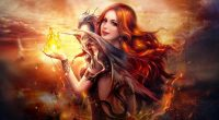 Dragon Fire Fantasy Girl4281714317 200x110 - Dragon Fire Fantasy Girl - Girl, Fire, Fantasy, Dragon, Azure