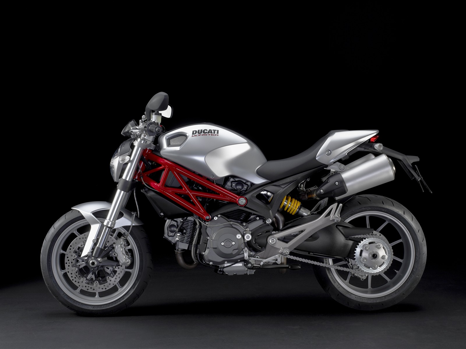 Ducati Monster 1100 Metallic Mix452328327 - Ducati Monster 1100 Metallic Mix - Monster, Metallic, Ducati, 1100, 1000