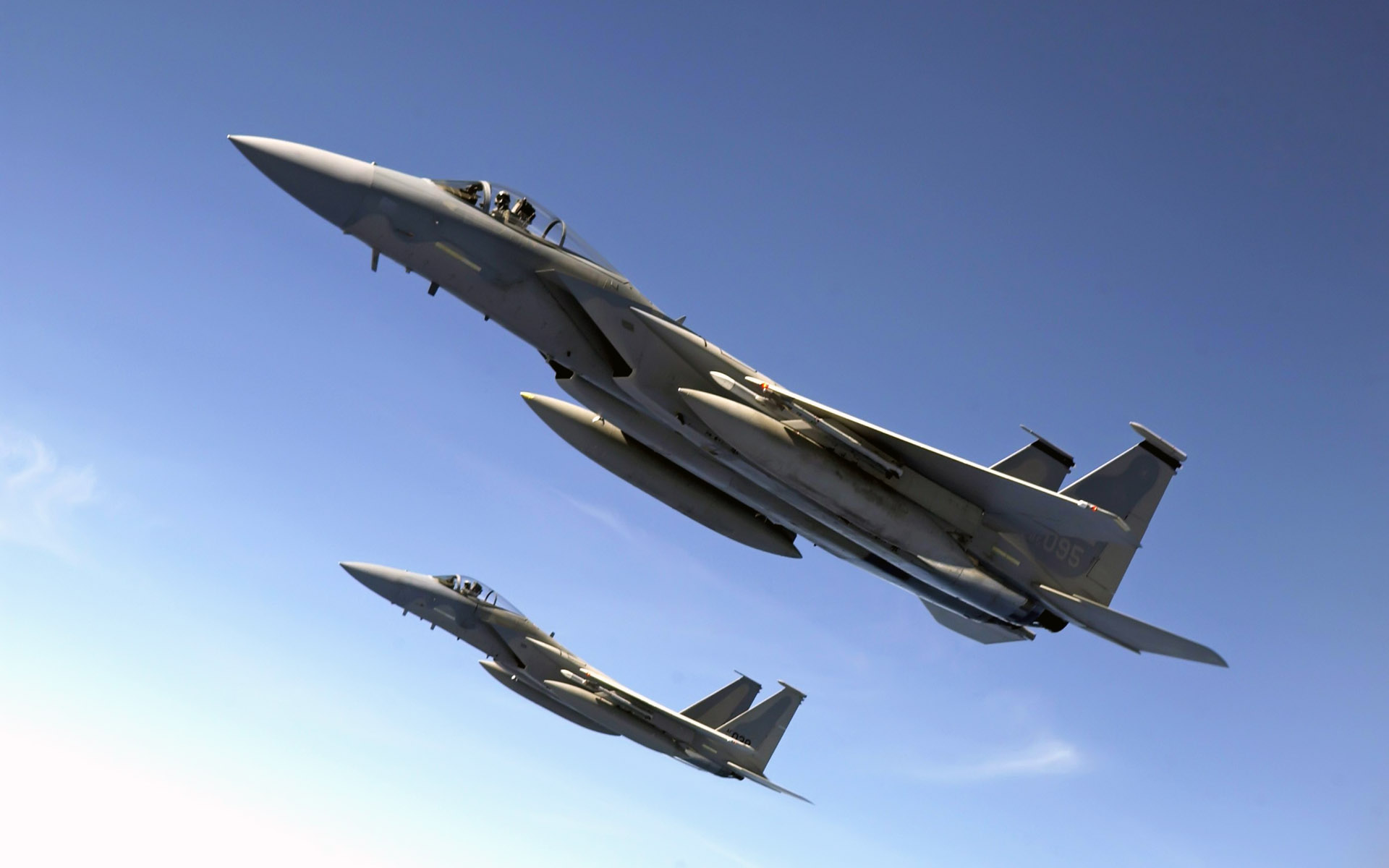 F 15 Eagles Fly Over the Pacific Ocean9380416164 - F 15 Eagles Fly Over the Pacific Ocean - Pacific, Over, Ocean, Eagles