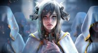 Fantasy Demon Priest796303367 200x110 - Fantasy Demon Priest - Priest, Owl, Fantasy, Demon