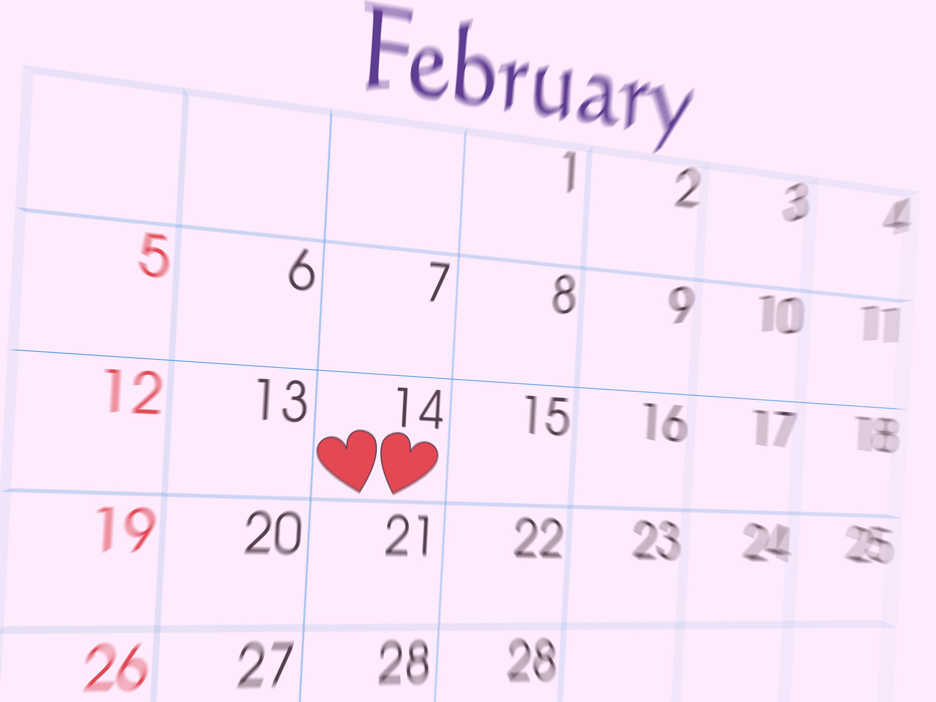 February Special Day 14th7181310017 - February Special Day 14th - Special, Millions, February, 14th