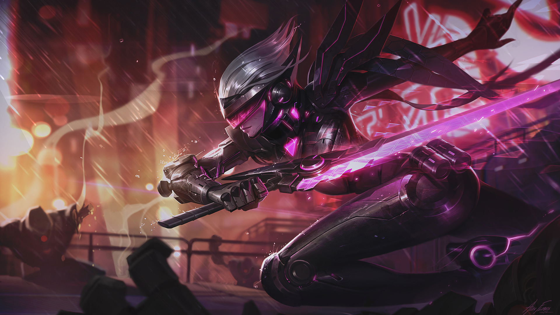Fiora League of Legends Artwork7619010414 - Fiora League of Legends Artwork - project fiora wallpapers, Legends, League, Fiora, Artwork