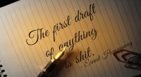First Draft Quote HD6516918105 200x110 - First Draft Quote HD - Quote, First, Failure, Draft
