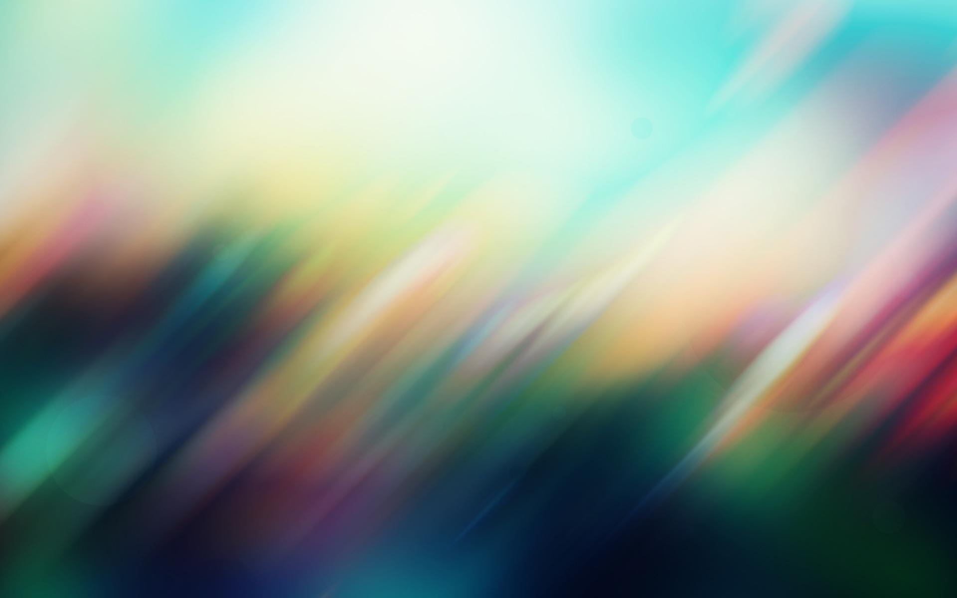 Wallpaper 4k Fun Colors Blur Blur Colors Magical