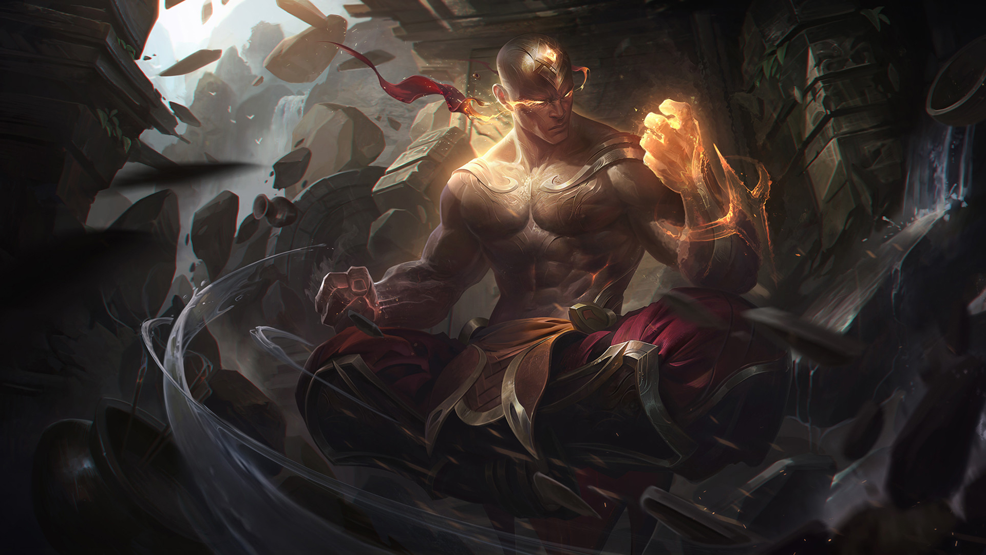 God Fist Lee Sin League of Legends Artwork143706758 - God Fist Lee Sin League of Legends Artwork - Sin, lol wallpaper, Lee, League, God, Fist, Artwork