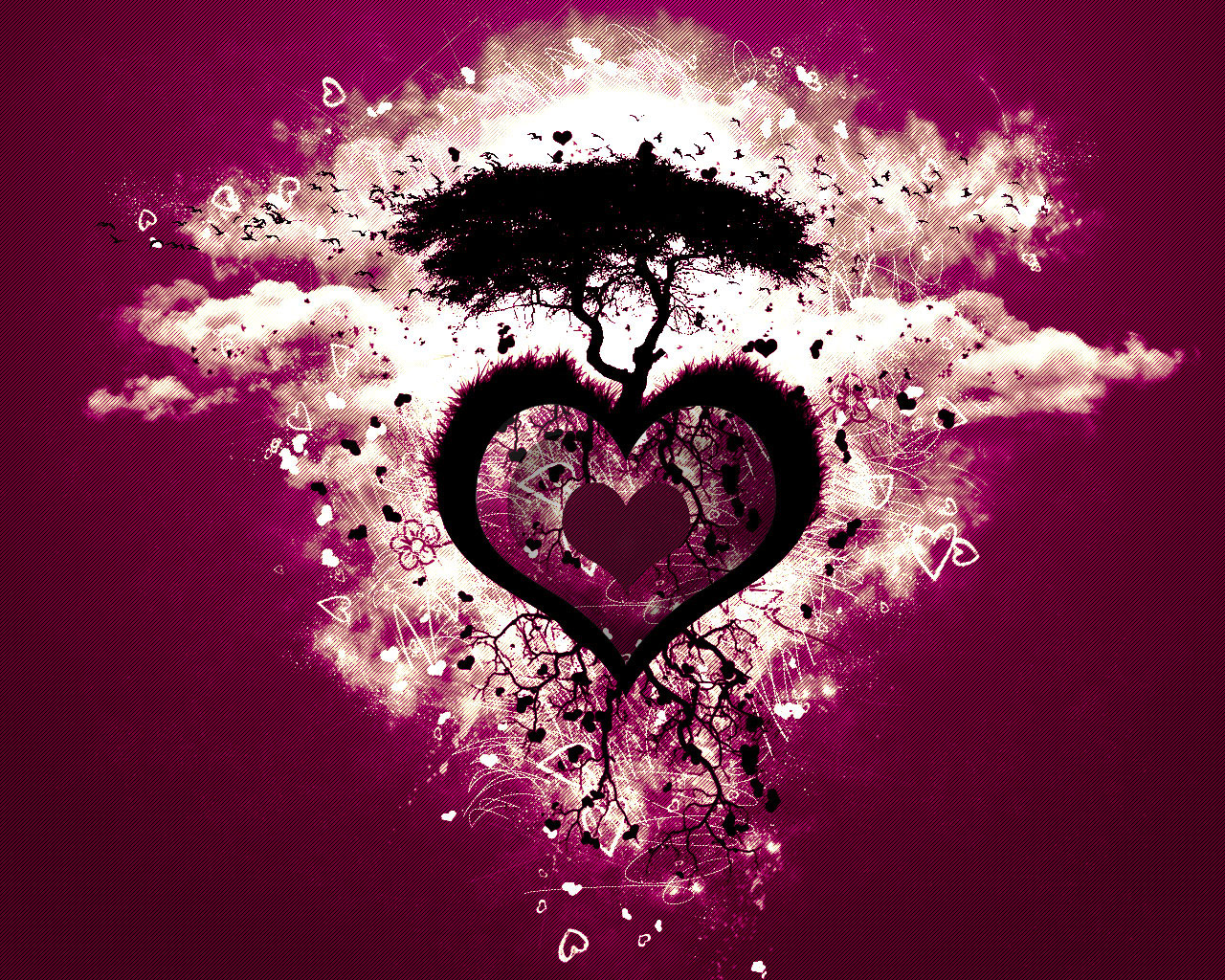 Heart Love Tree8288214955 - Heart Love Tree - tree, Love, Heart, about