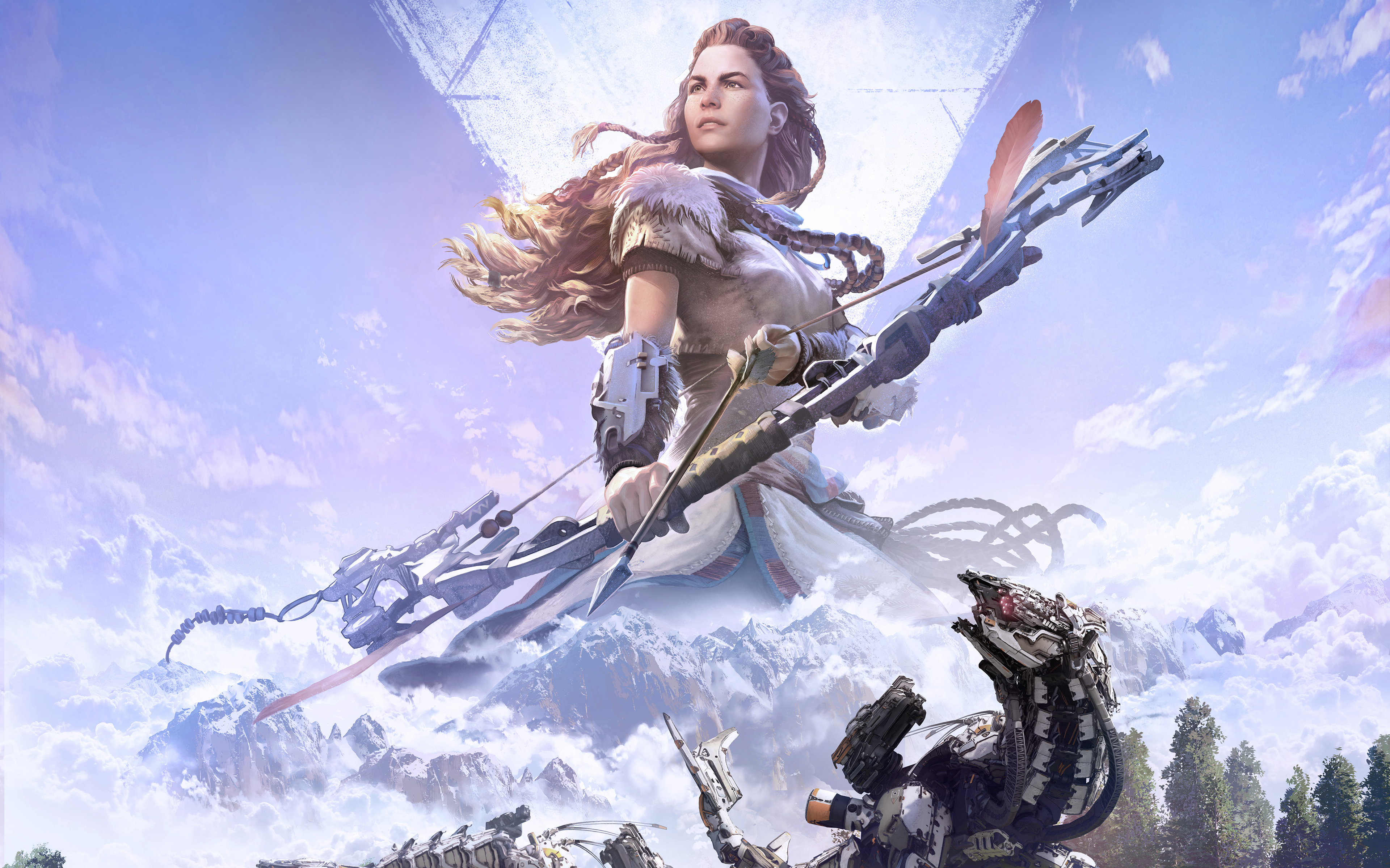 Horizon Zero Dawn Complete Edition 4K632347133 - Horizon Zero Dawn Complete Edition 4K - Zero, Horizon, Edition, Dawn, Complete, Boudica