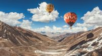 Hot Air Balloon Ride in Leh Mountains 4K255187704 200x110 - Hot Air Balloon Ride in Leh Mountains 4K - Ride, Mountains, Leh, Hot, Foggy, Balloon, Air
