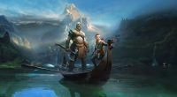 Kratos Atreus God of War 20188907212145 200x110 - Kratos Atreus God of War 2018 - War, Kratos, God, Atreus, art, 2018