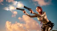 Lara Croft Cosplay9215714084 200x110 - Lara Croft Cosplay - Reborn, Lara, Croft, Cosplay