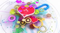 Love 3D Design Widescreen74369987 200x110 - Love 3D Design Widescreen - Widescreen, Love, Hearts, Design