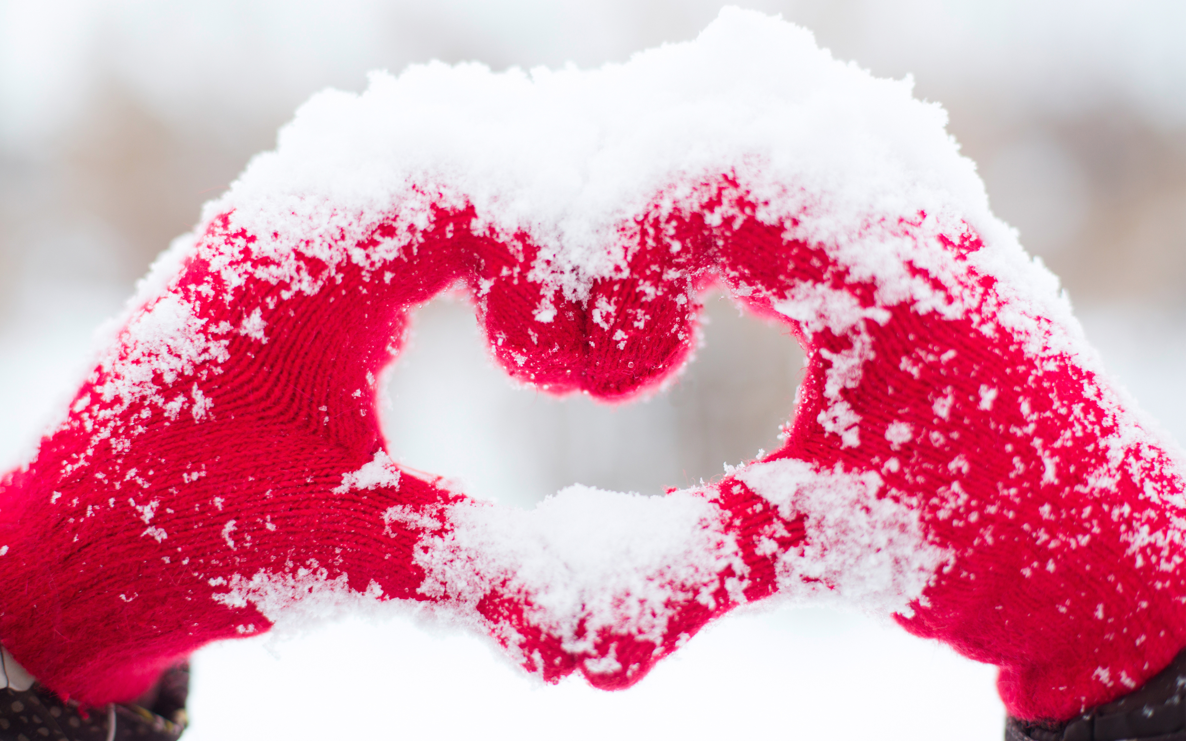 Love heart Snow Hands 5K447378859 - Love heart Snow Hands 5K - Snow, Love, Hearts, Heart, Hands