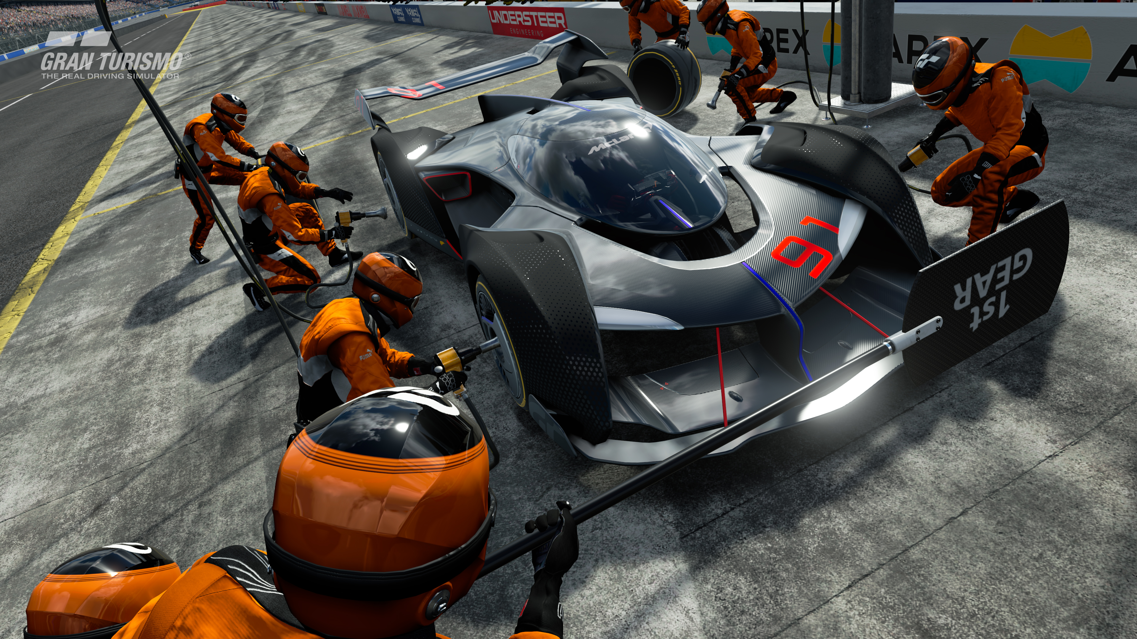 McLaren Ultimate Vision GT for PS4 Gran Turismo Sport 4K3558810820 - McLaren Ultimate Vision GT for PS4 Gran Turismo Sport 4K - Vision, Ultimate, Turismo, Sport, PS4, Mclaren, Gran, For, Destiny
