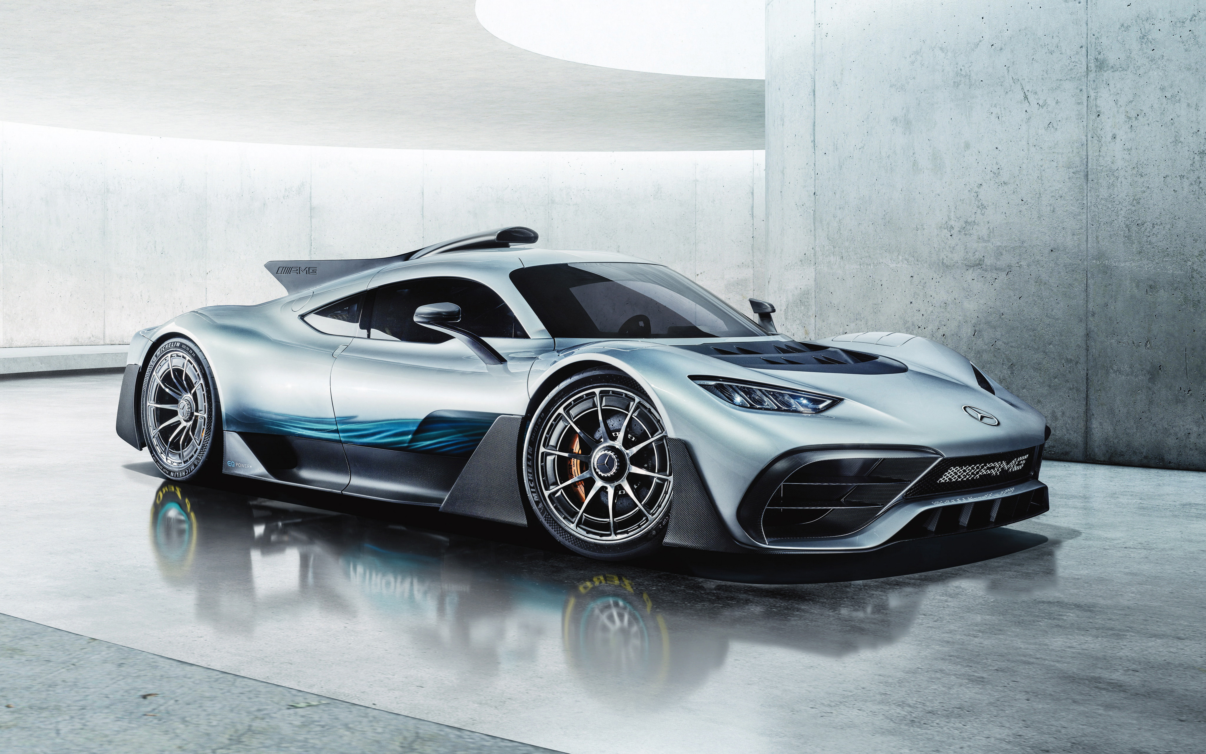 Mercedes AMG Project One 2019 4K4300511375 - Mercedes AMG Project One 2019 4K - Project, Pista, One, Mercedes, AMG, 2019