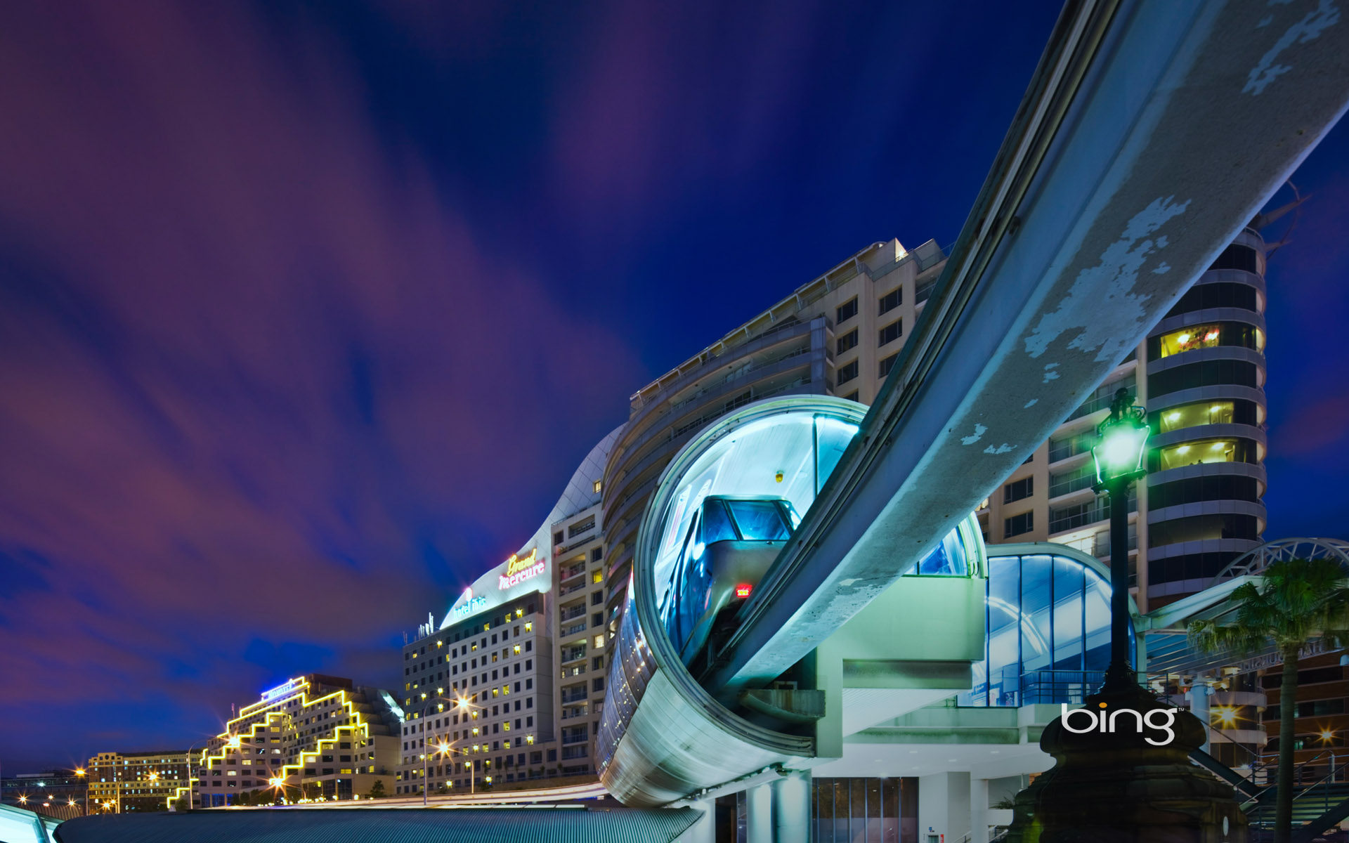 Monorail Darling Harbour Sydney7819315552 - Monorail Darling Harbour Sydney - Taipei, Sydney, Monorail, Harbour, Darling