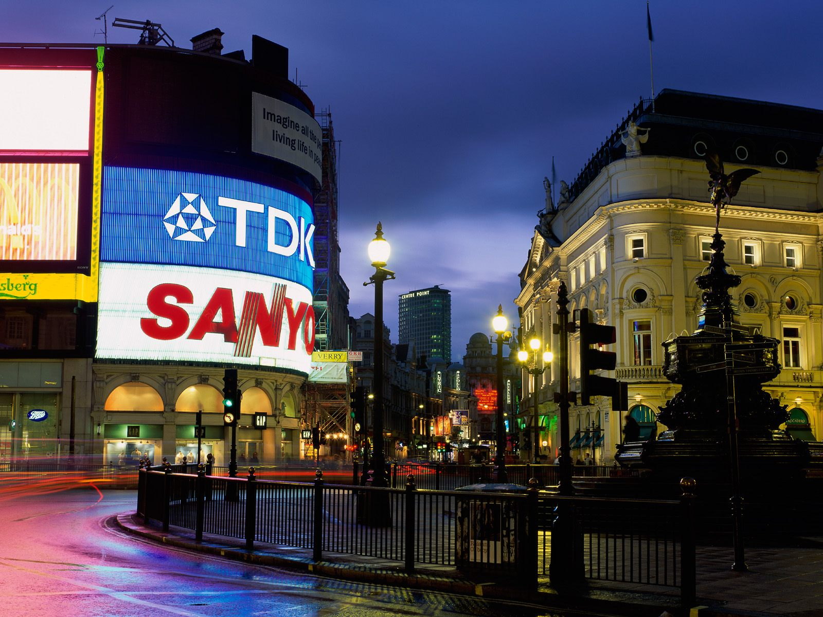Piccadilly Circus London3766515927 - Piccadilly Circus London - Treasure, Piccadilly, London, Circus