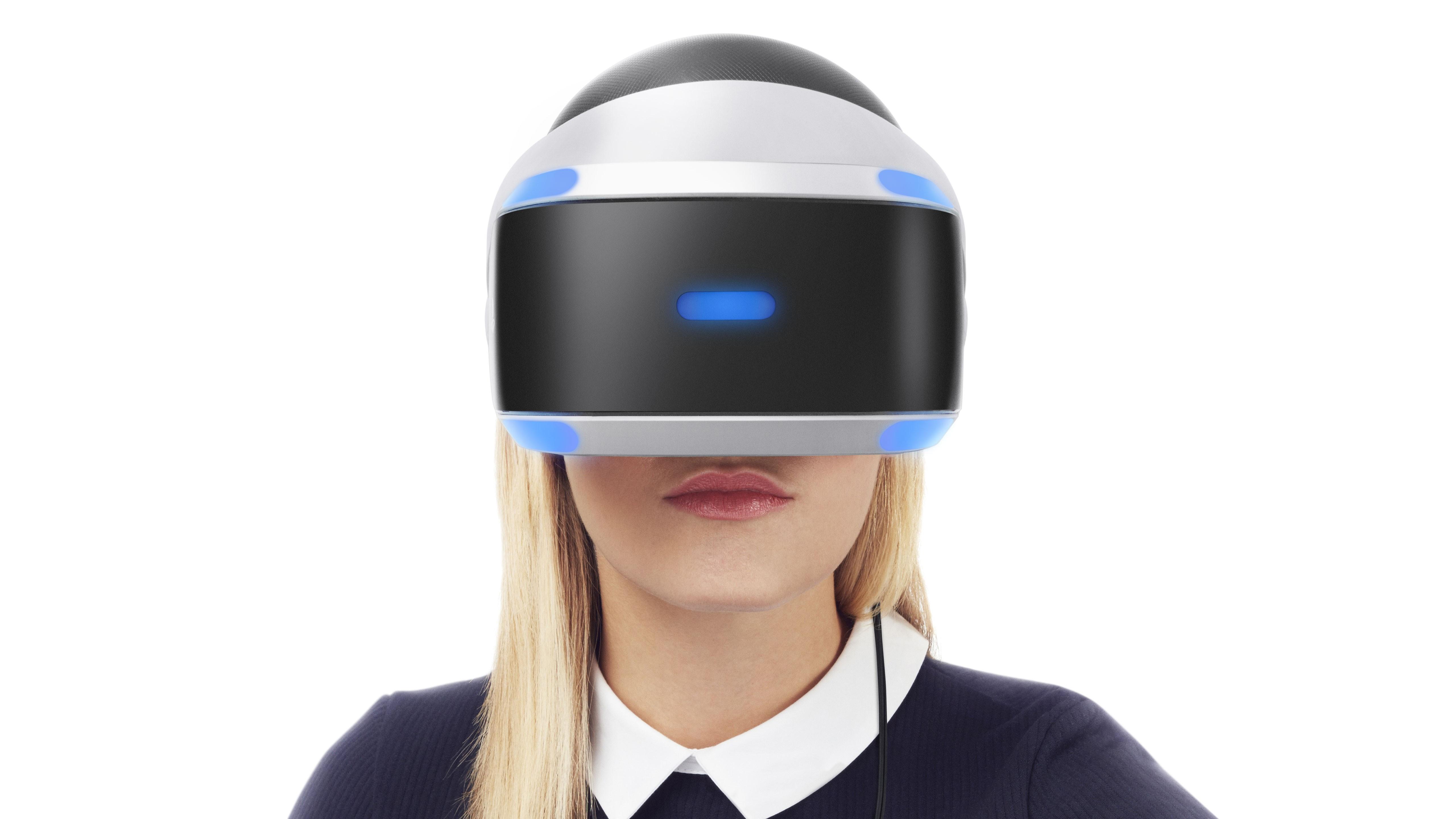 Wallpaper 4k Playstation VR Microsoft, PLAYSTATION